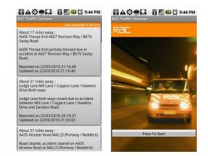 RAC traffic