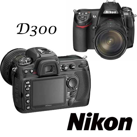 Nikon D300s SLR