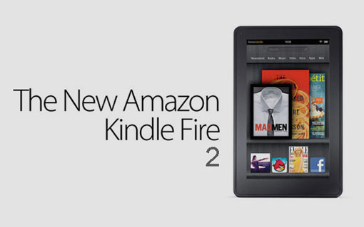 Amazon Kindle Fire 2 Tablet Expected date and specifications