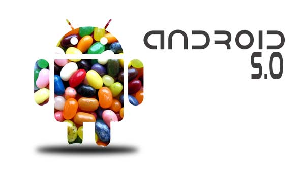 Android Jelly Bean 5.0