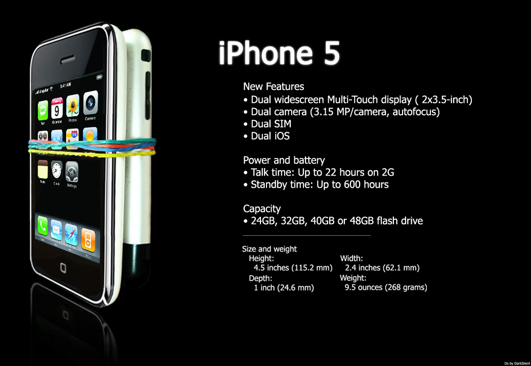 Apple IPhone 5 Review Reveals Some Stunning Features of Upcoming Phone