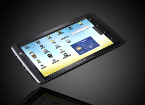 Archos 101 Internet Tablet–Review and Specs