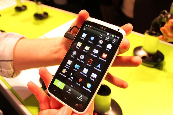 HTC One X gets Android 4.0.4 ICS OTA Update