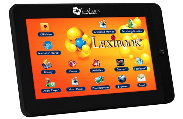 Lexibook Kids Tablet–Brand New Tablet Stuffed With Features For Young Ones