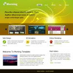 Best Free CSS Templates For The Year 2012