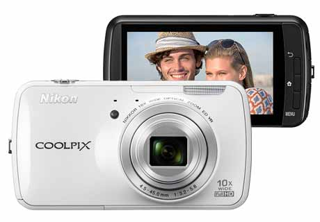The All New And Super Powerful Nikon Coolpix S800c Powered By Android