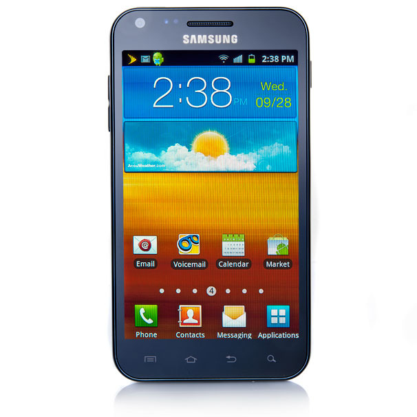 Samsung Epic 4g Touch On Sprint Gets D710 10s Fh13