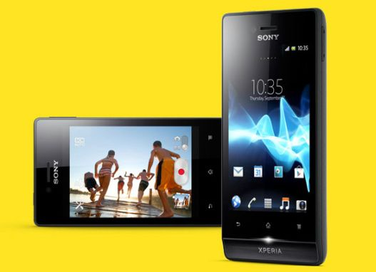 Sony Xperia J-An Ultimate Experience