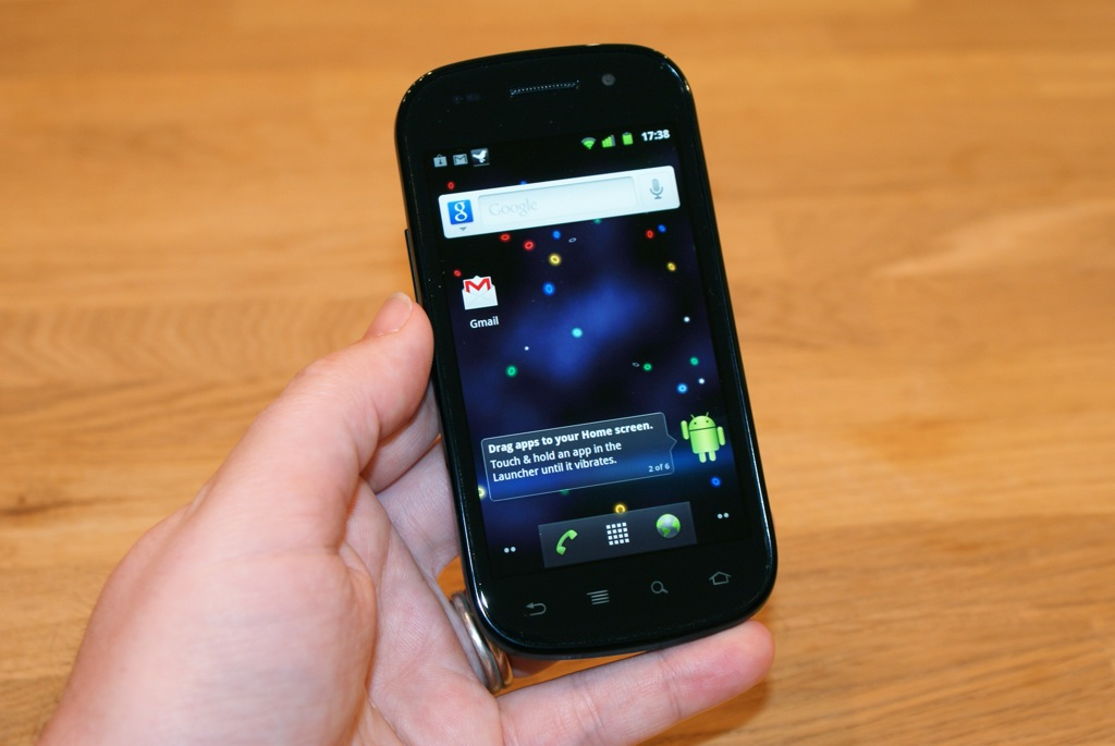 Update Nexus S with Cyanogen Mod 10 Jellybean 4.1 Firmware