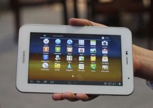 Samsung galaxy tab 10.1-footprint of prosperity