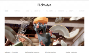 10 Fresh and Free HTML5 and CSS3 Templates For The Year 2012