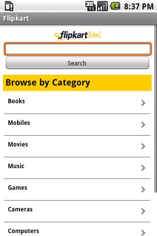 FLIPKART Android App