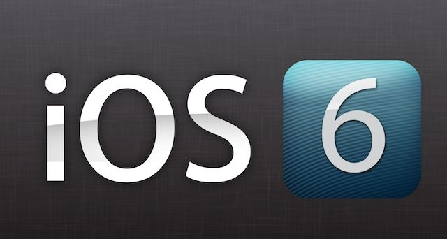 How to upgrade to iOS 6 in your iPhone, iPad and iPod
