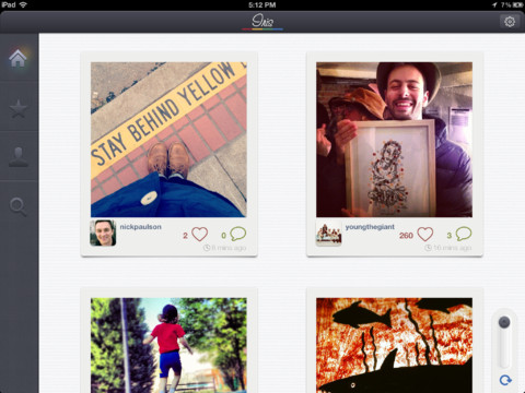 Iris-best Instagram App for iPad