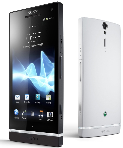 Sony Xperia S Features