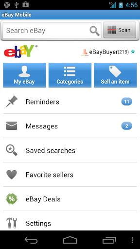 ebay android app