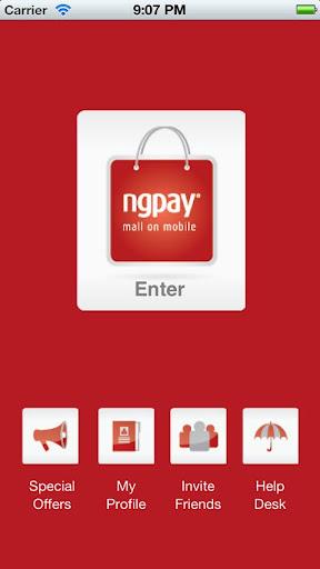 ngpay android app
