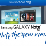 OTA Update now available on Samsung Galaxy Note 10.1