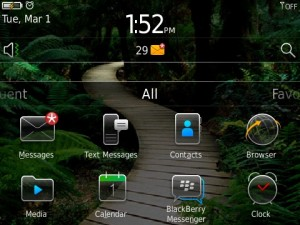 Top 50 Apps For BlackBerry SmartPhones