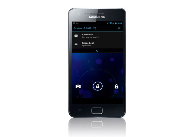 Android 4.0 Update For Samsung Galaxy S2