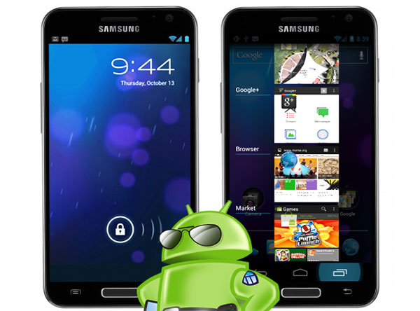 Galaxy S2 Update Ice Cream Sandwich