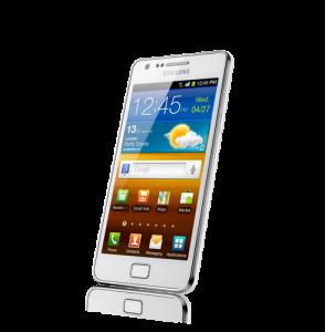Android Samsung Galaxy S2 Ice Cream Sandwich