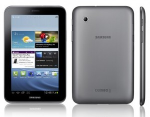 Samsung Galaxy Tab 2–Symbolizes Perfection