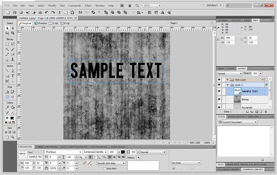 Best Adobe Fireworks Tutorials for Your Inspiration