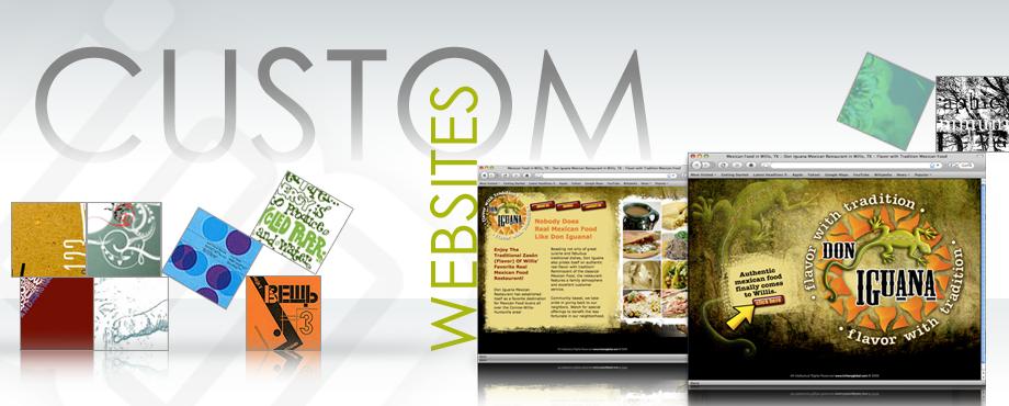 Custom Web Designers