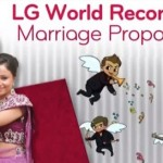 Flash Mob Proposal World Record By LG WR Team