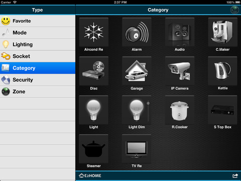 Home Security iPhone Apps