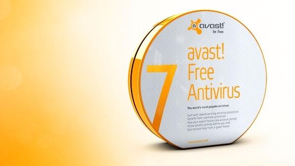 avast! 7 ANTIVIRUS