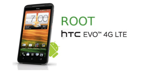 How to Root HTC EVO 4G LTE using One-click root