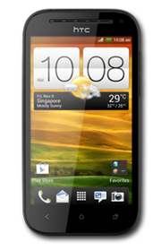 Android 4.1 HTC One s- Review