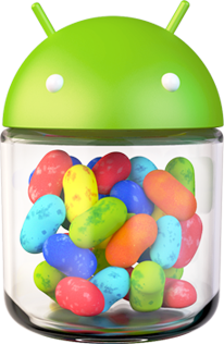 Android jelly bean new features