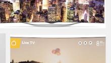 LG 55EC930V 55-Inch Curved OLED TV