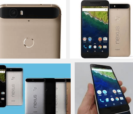 Nexus 6P Special Gold Edition Features