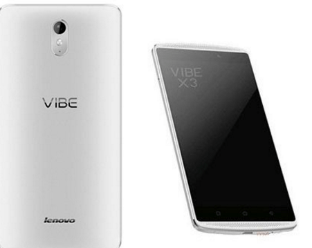 Lenovo Vibe X3 Features