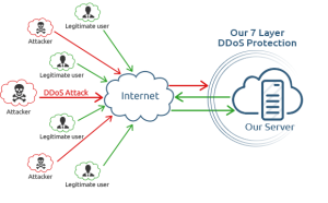 What is Anti DDOS Protection?
