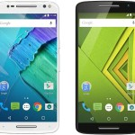 Comparison of Motorola Moto x Force and Moto X Play