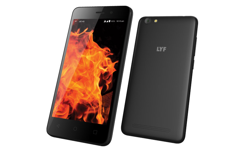 Reliance Jio LYF Flame 1 Price
