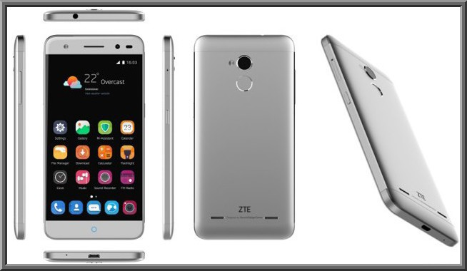 ZTE Blade V7 announced at MWC 2016