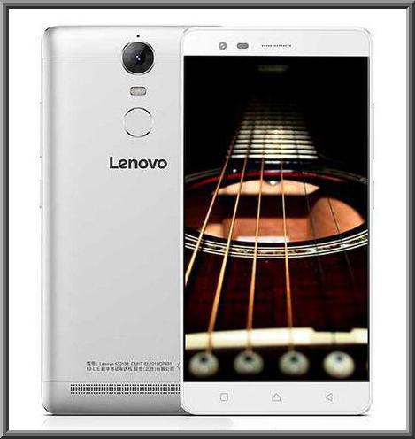 Lenovo K5 Note Launched with 8MP Front Camera