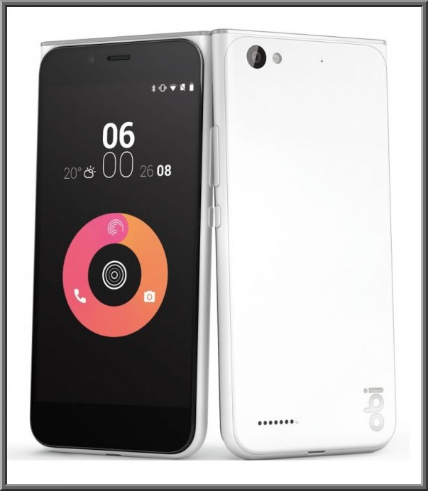 Obi Worldphone MV1 in two versions 1GB and 2GB RAM