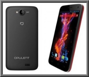 Reach Opulent with 5.0 inch HD display for just 3,599 only