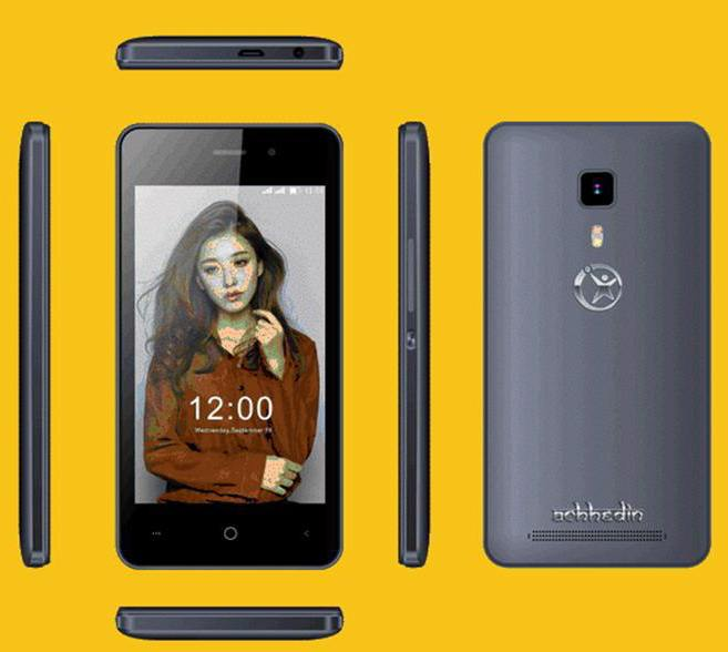 Namotel Acche Din Worlds cheapest smartphone launched for just Rs 99/- only
