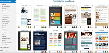Pre-Made Email Templates