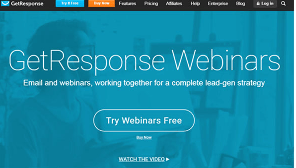 Webinar Pages