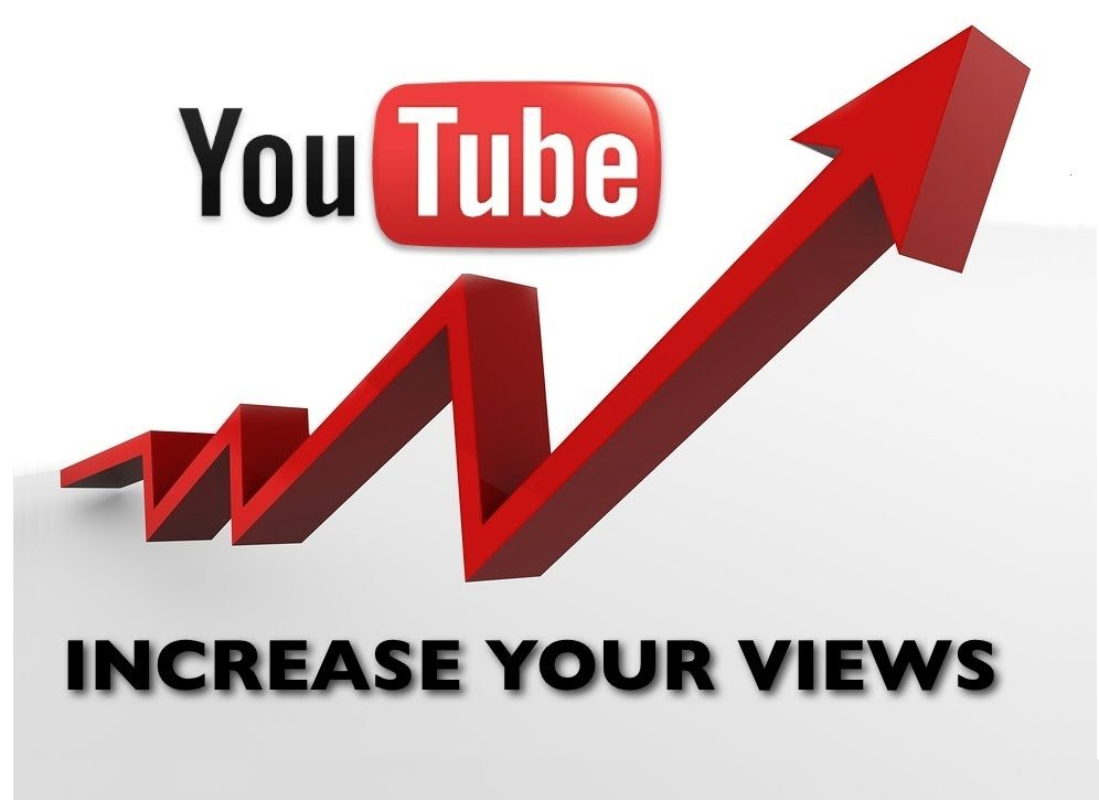 How to increase Youtube views- 2 Simple Steps
