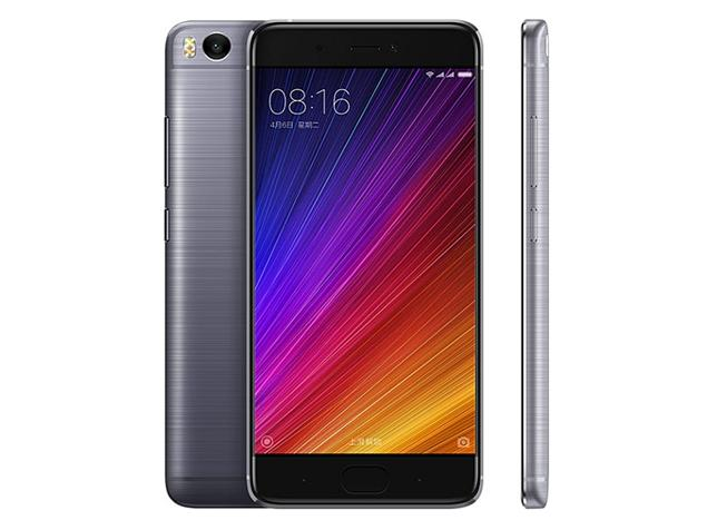 Xiaomi Mi 5s with Massive 2.15 GHz Quad Core Processor